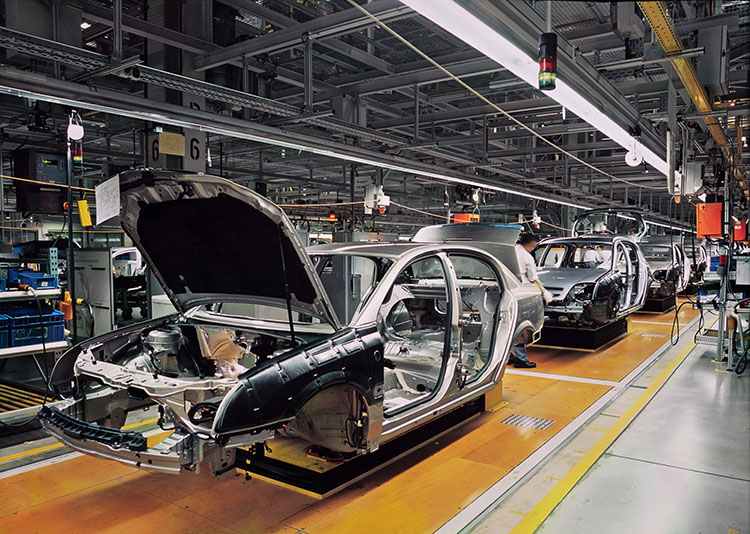 Air Charters Provide Fast Relief to Automotive Production Line Shortages