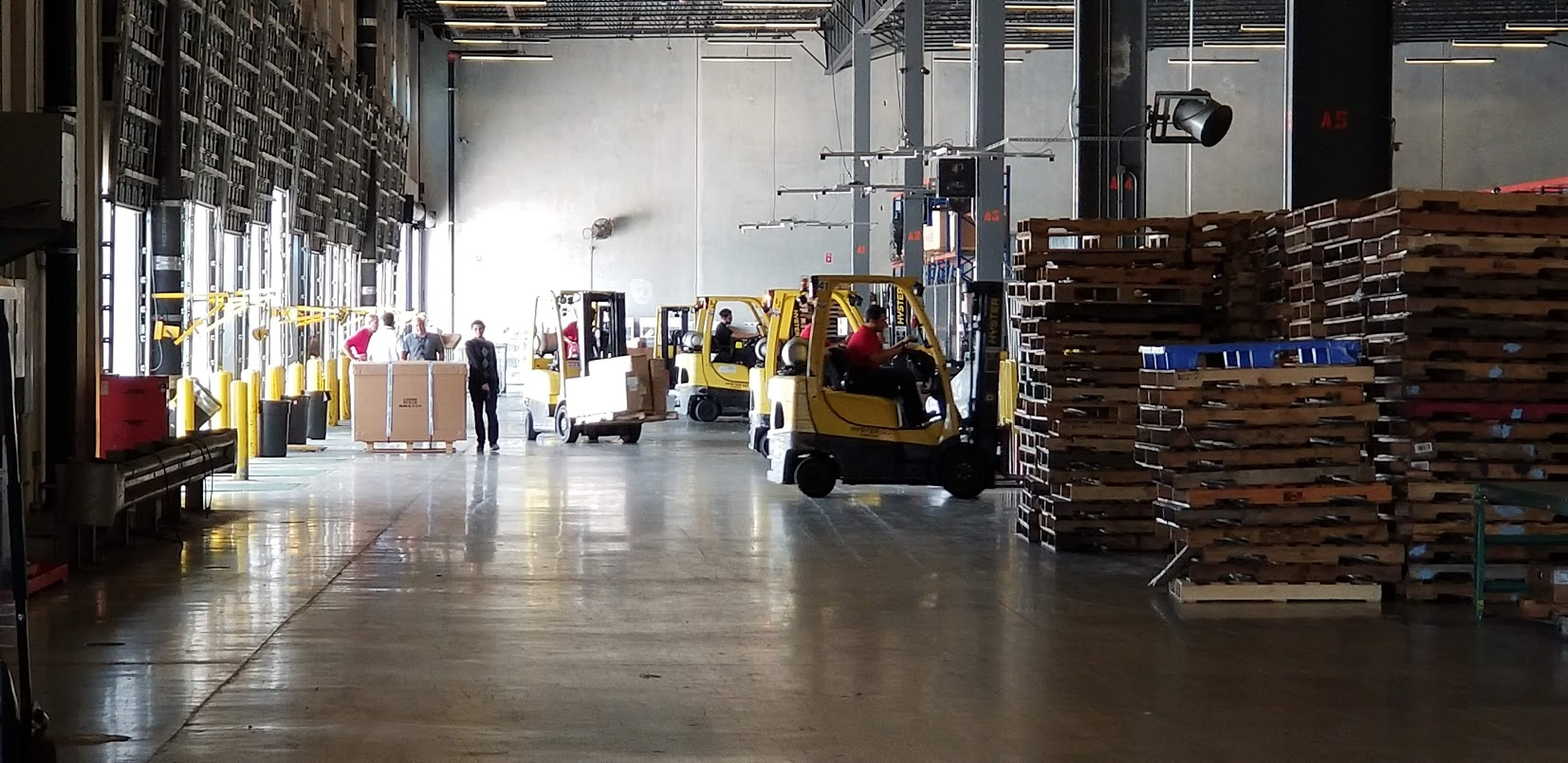 Amerijet Deploys Automated Warehouse Technology at Miami Hub