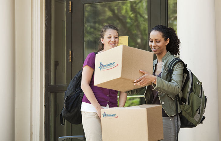 International Student Shipping for Back To School