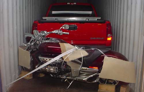 Vehicle Shipping Tips for Preparing Your Motorcycle