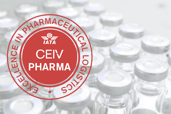 Pharmaceuticals by air IATA CEIV program supports best practices