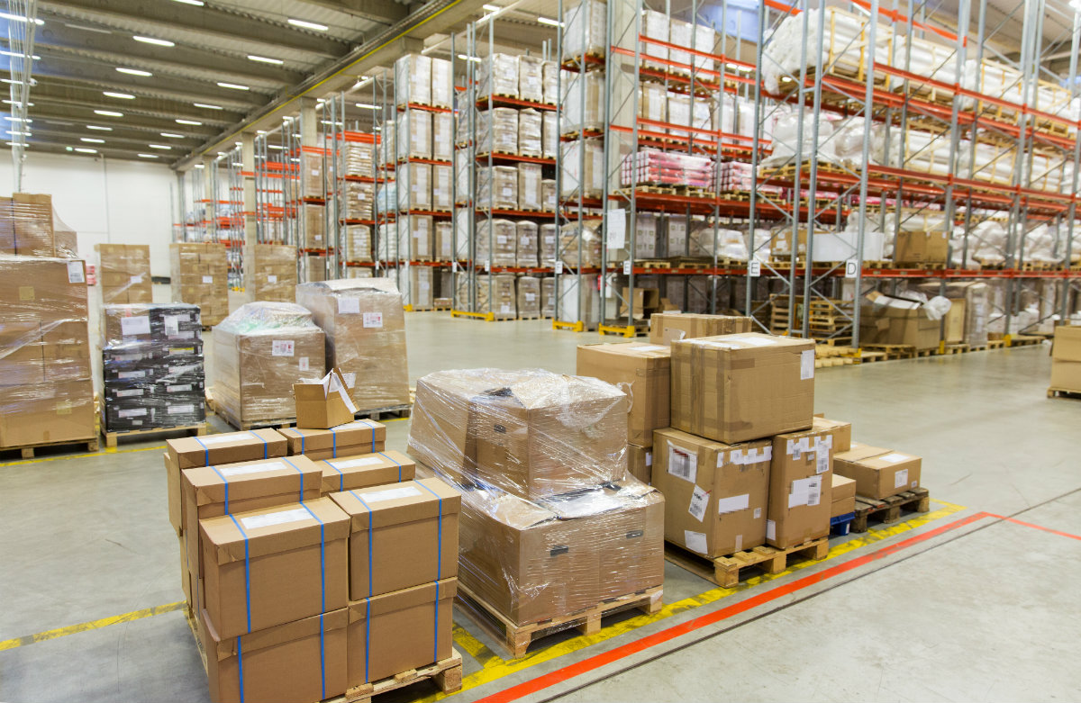 Amerijet offers specialized crate packaging, shipping and warehousing