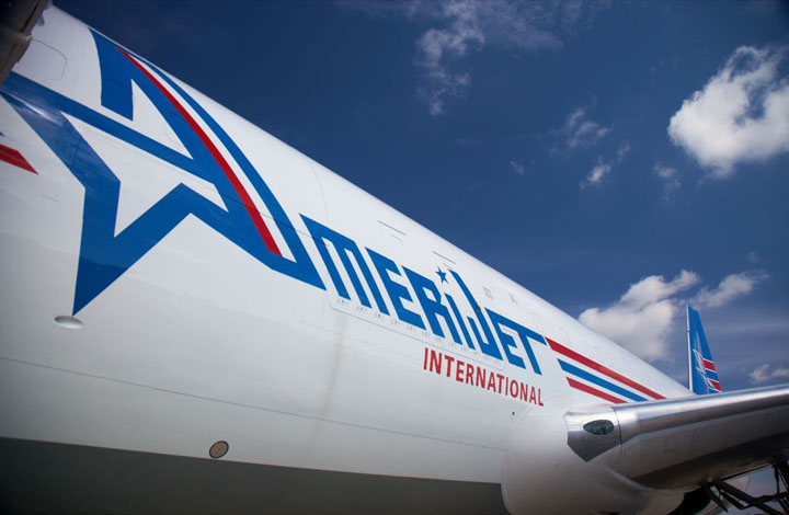 Amerijet is preferred cargo carrier to the Caribbean Latin America and beyond from South Florida